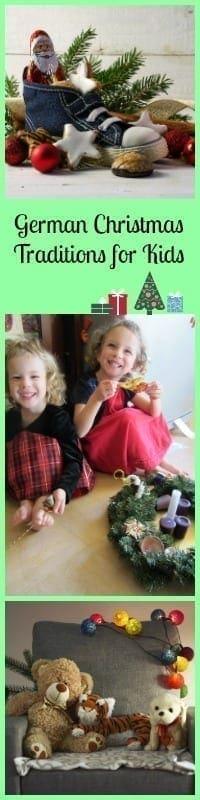 german christmas traditions for kids