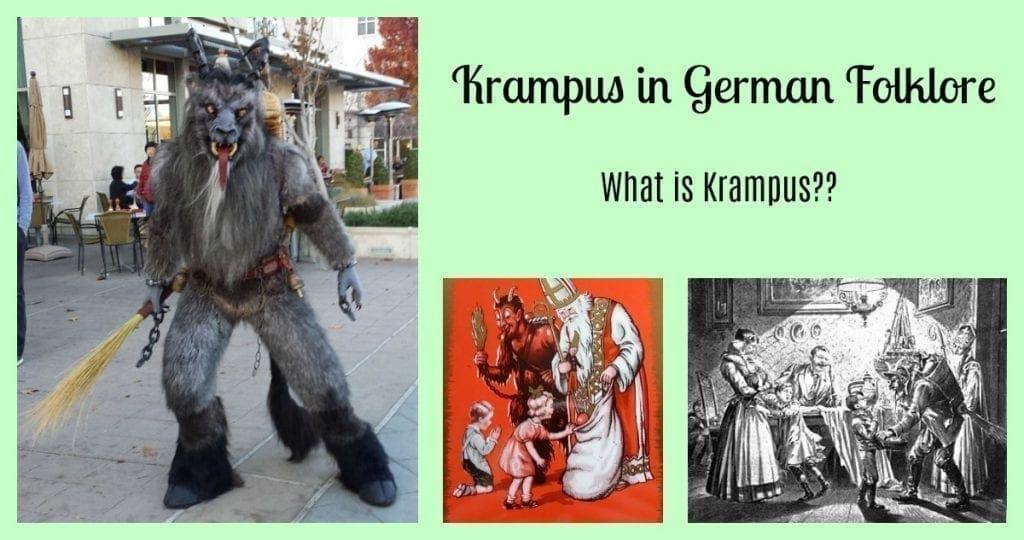 what is krampus