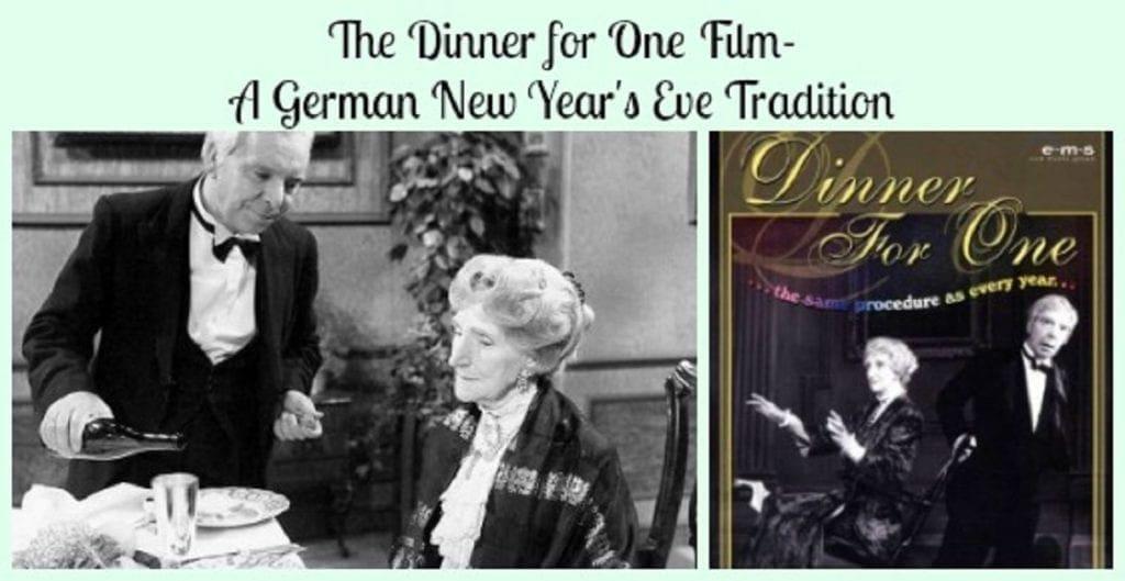 Dinner For One Deutsch