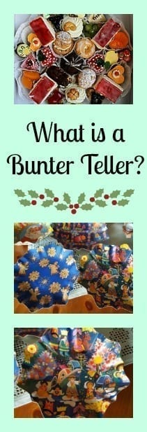 what is a bunter teller