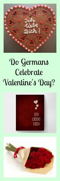 do germans celebrate valentines day