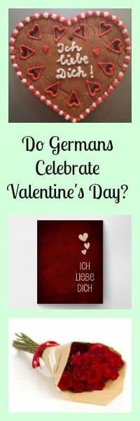 do germans celebrate valentines day