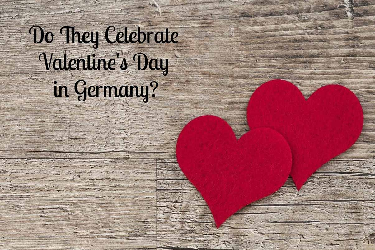Does Germany Celebrate Valentine's Day?