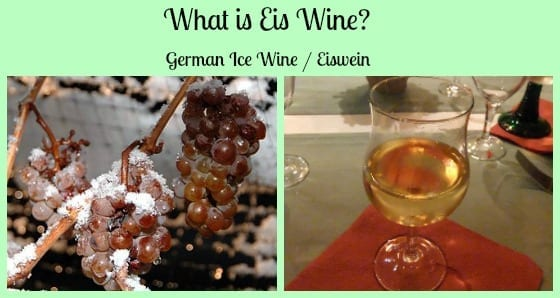 what is eis wine
