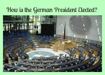 how is the german president elected 1