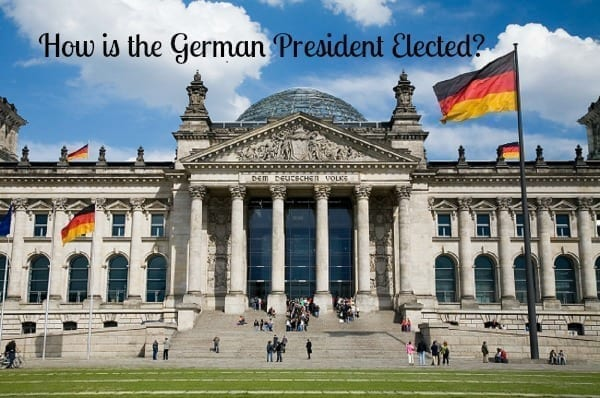 how is the german president elected