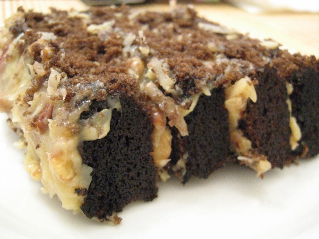 German Chocolate Cake Recipe From Baker S Chocolate