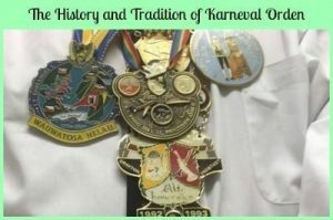 History and Tradition of Karneval Orden