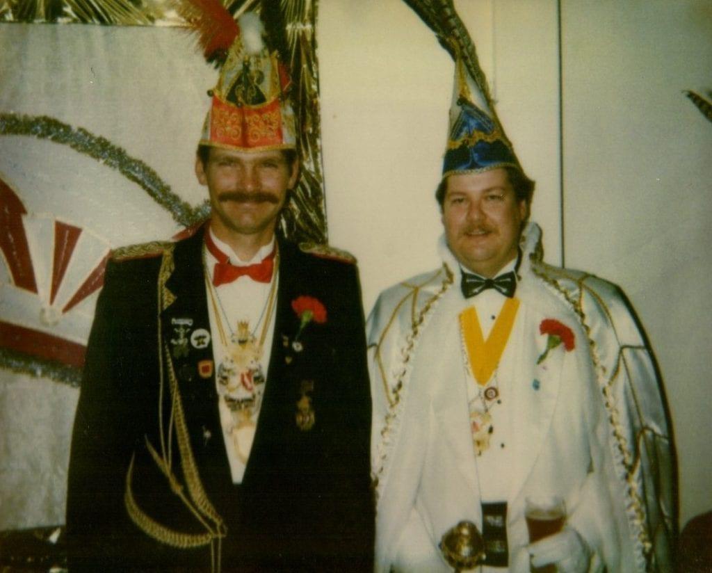 history karneval orden