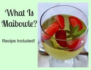 What is Maibowle? A Refreshing Wine Punch from Germany!