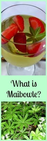 what is maibowle