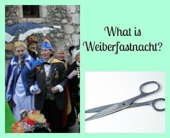 what is weiberfastnacht 4