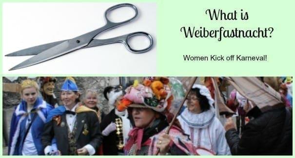 what is weiberfastnacht
