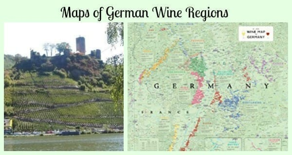 map german wine regions