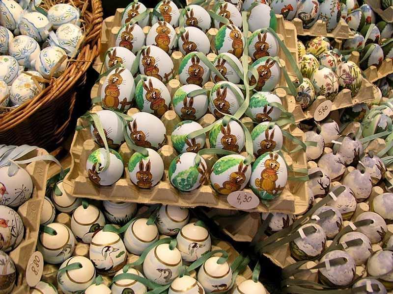 german easter market