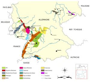 maps of german wine regions