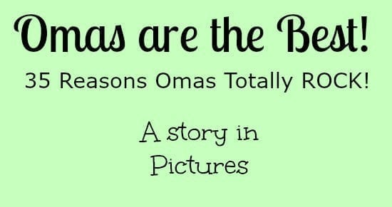 omas are the best