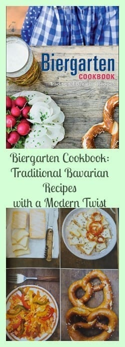 biergarden cookbook