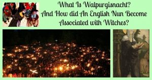 what is walpurgisnacht