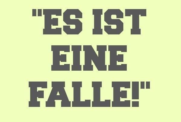 german star wars sayings