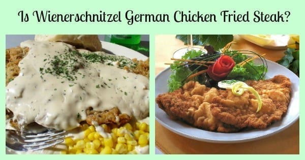 german chicken fried steak