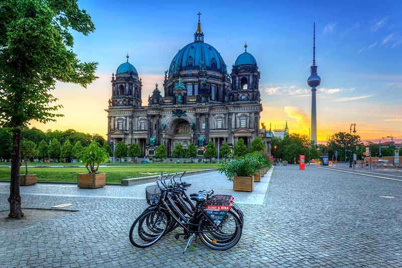 Bike Tours Berlin Germany- Guided Tours, or Ride on Your Own