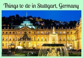 Things to do in Stuttgart, Germany- How to Have a Carefree Holiday in Stuttgart