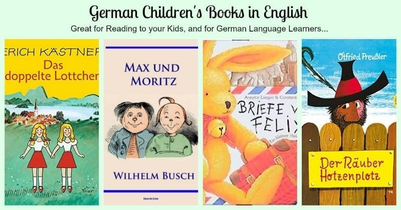 german children language books