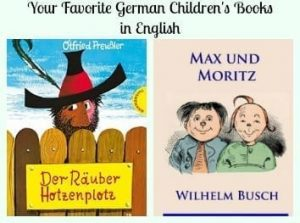 Your Favorite German Children's Books,  in English!
