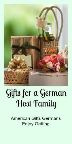 american gifts germans
