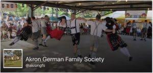 German Family Society Oktoberfest- Akron