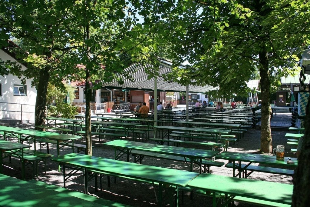 Where to drink a beer in Munich
