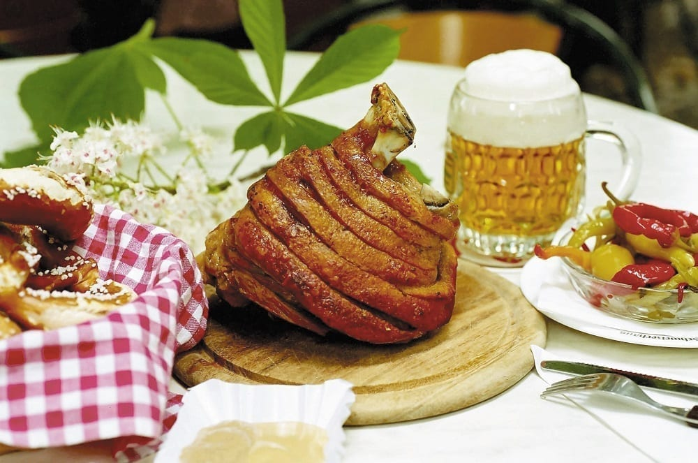 where to get a bier in Munich