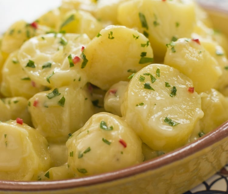 The Ultimate Collection Of German Style Potato Salad Recipes A German Girl In America