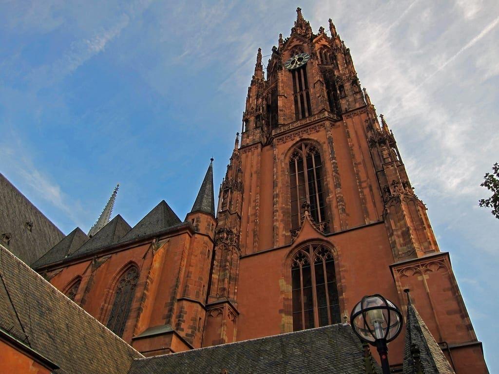 things to see frankfurt germany