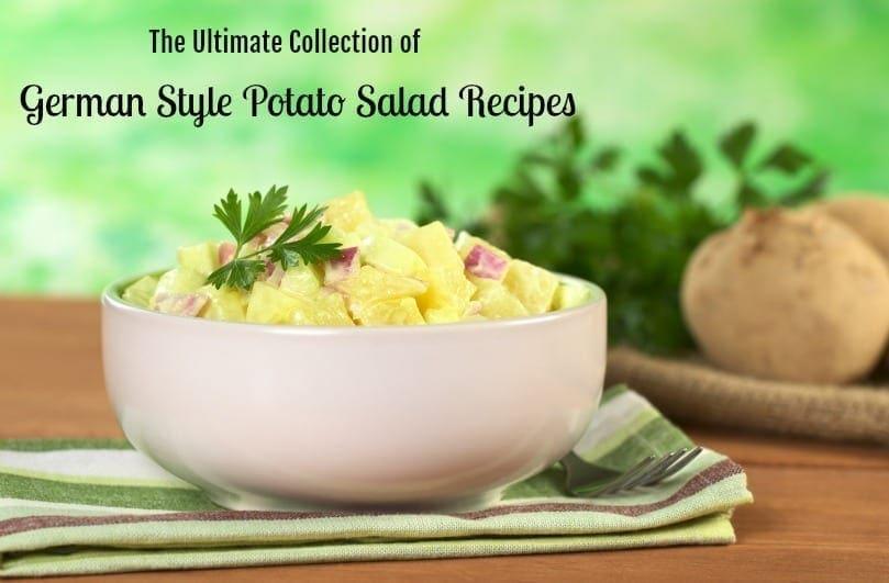 German Potato Salad Recipes