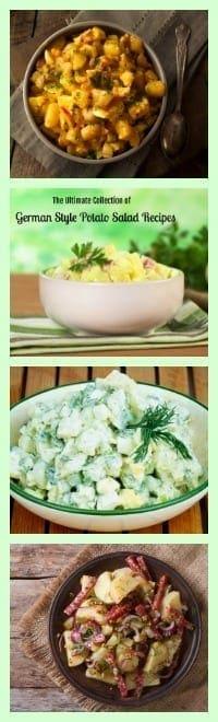 german style potato style recipes