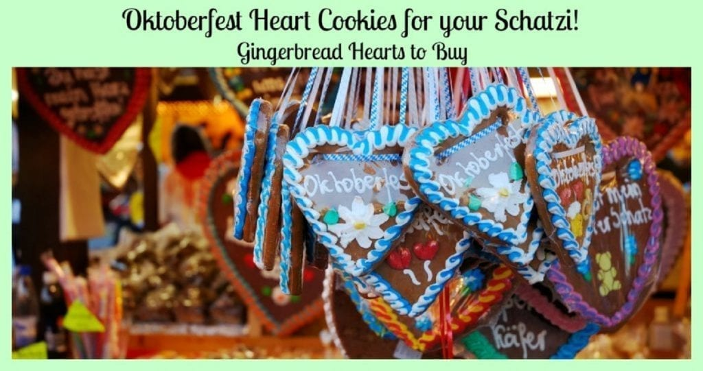gingerbread hearts to buy