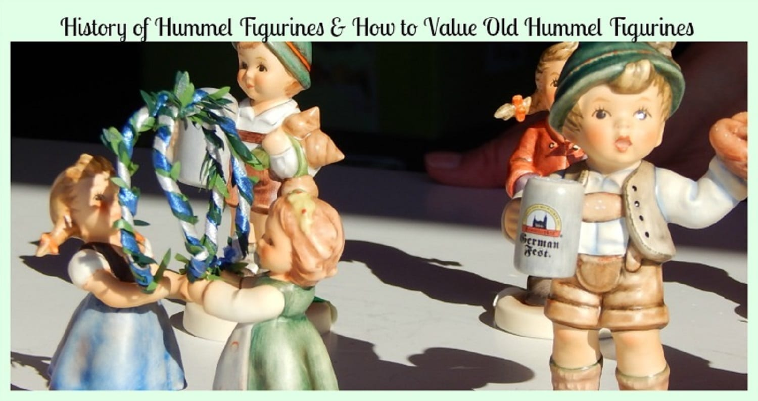 History of Hummel Figurines -How to Value Old Hummel Figurines