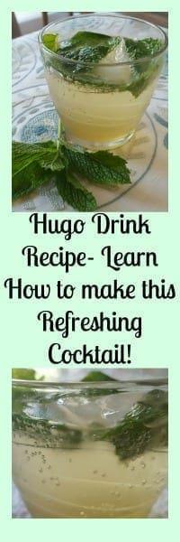 hugo drink recipe