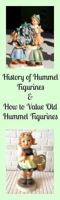 value old hummel figurines