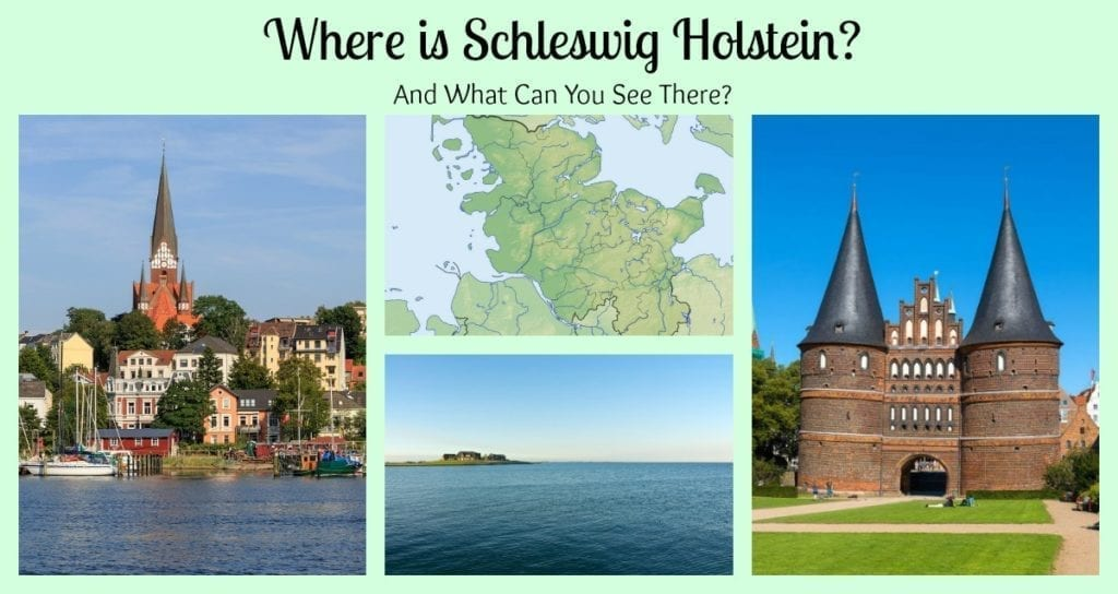 where is schleswig Holstein
