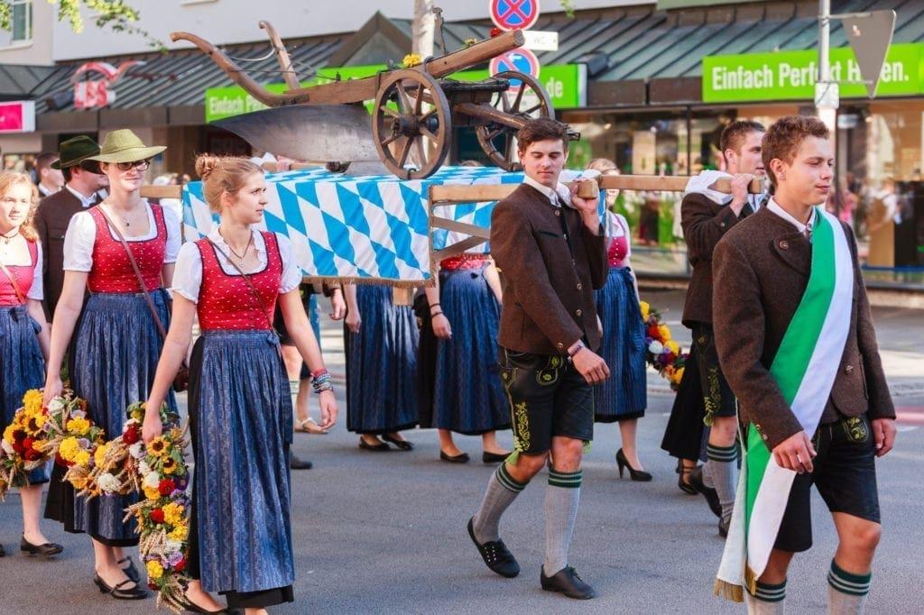 Erntedankfest Traditions