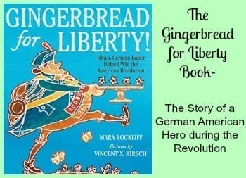 gingerbread for liberty book 3