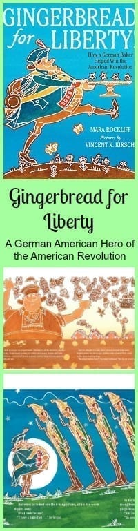 gingerbread for liberty book