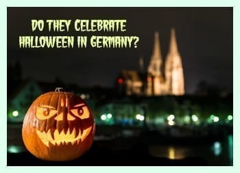 do they celebrate halloween in germany 1