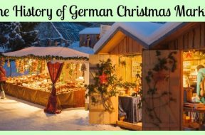 history of german christmas markets