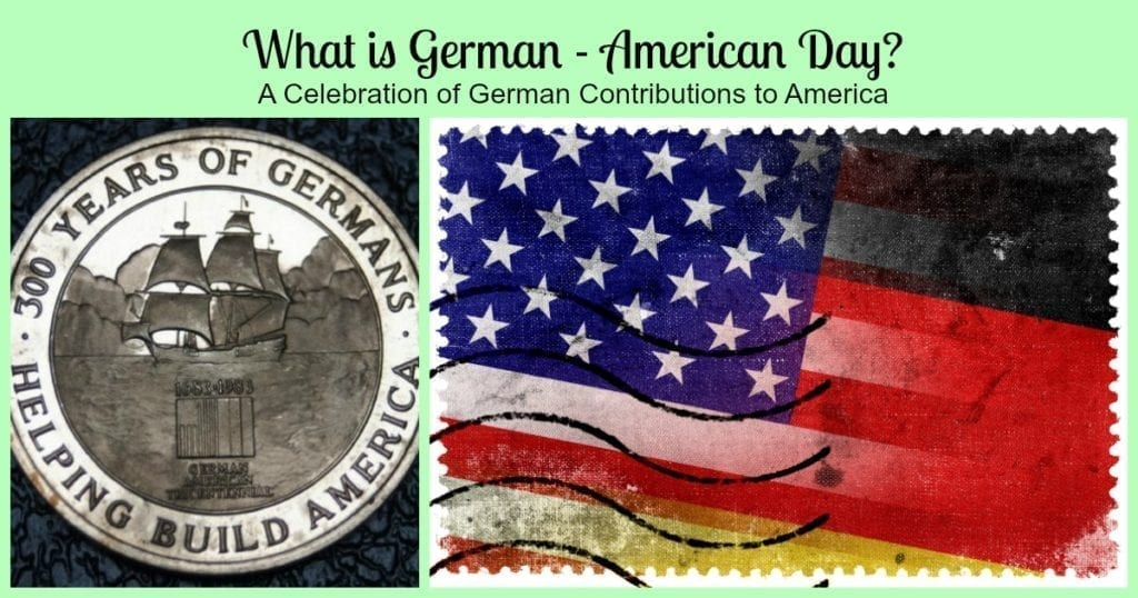 what is german american day