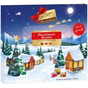 german chocolate advent calendar