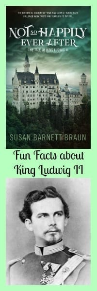 fun facts king ludwig II